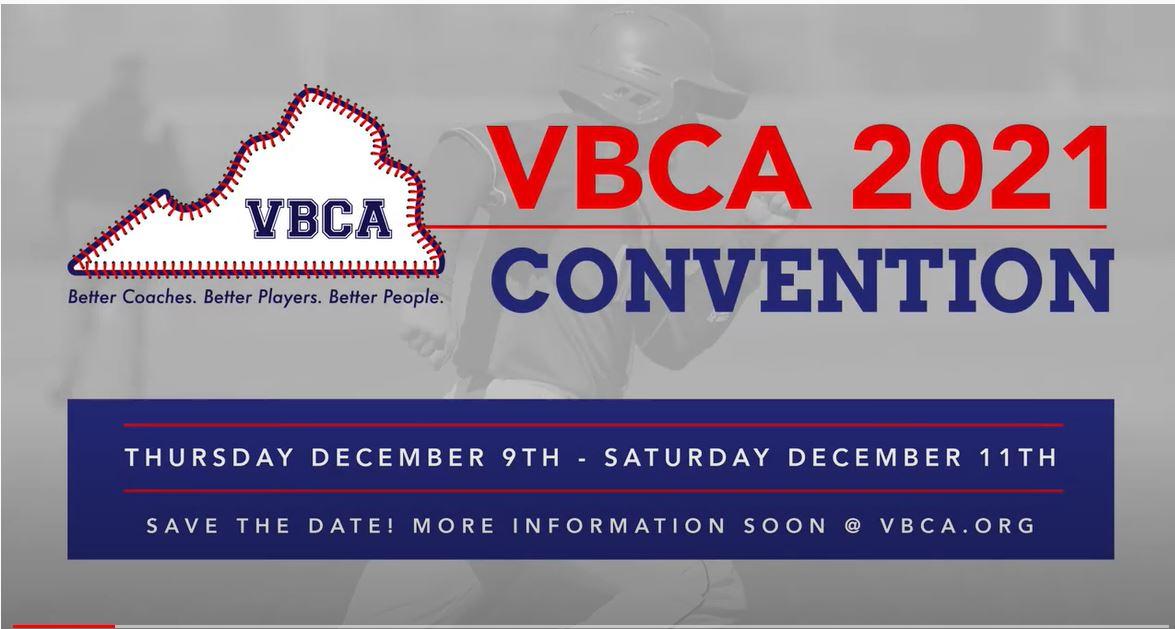 VBCA 2021 Convention