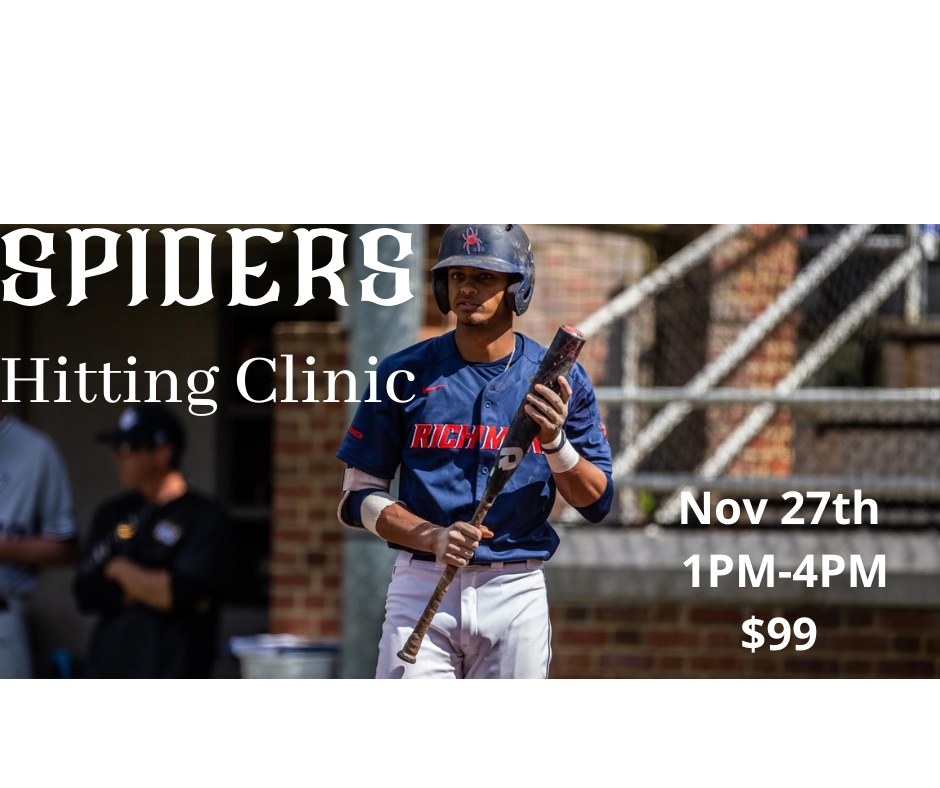 Spiders Hitting Clinic-FB
